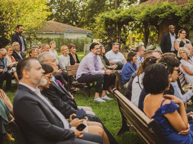 Le mariage de Jimmy et Fanny à Biscarrosse, Landes 26