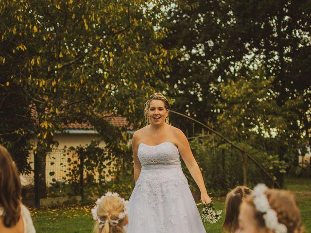Le mariage de Jimmy et Fanny à Biscarrosse, Landes 31