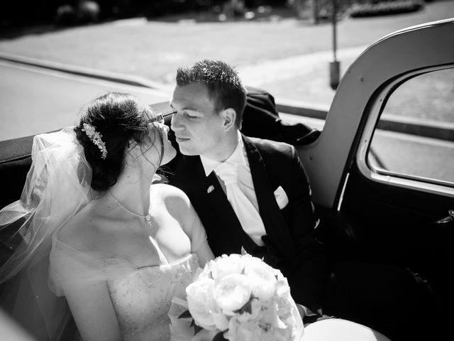 Le mariage de Pierre et Justine à Mantes-la-Ville, Yvelines 8