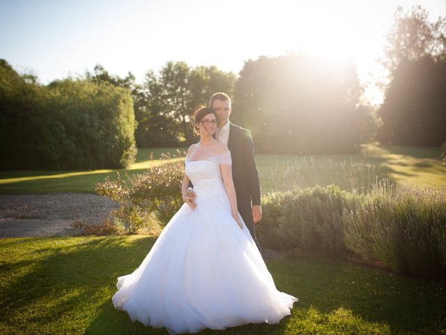 Le mariage de Justine et Pierre