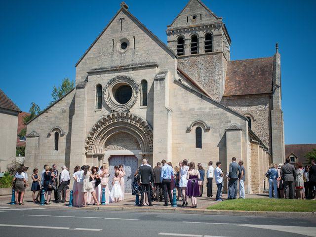 Le mariage de Pierre et Justine à Mantes-la-Ville, Yvelines 20