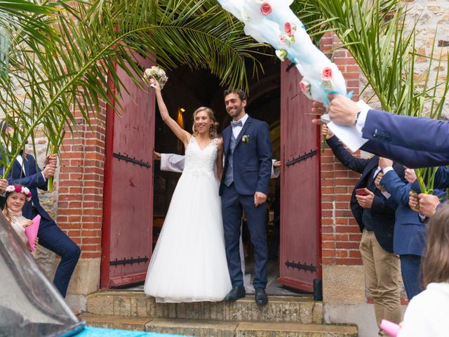 Le mariage de Guillaume et Charline à Pornichet, Loire Atlantique 33