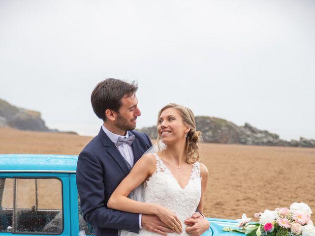 Le mariage de Guillaume et Charline à Pornichet, Loire Atlantique 56