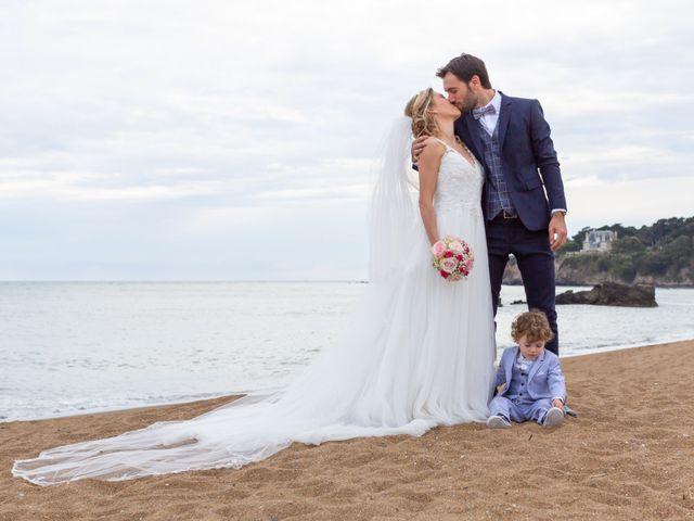 Le mariage de Guillaume et Charline à Pornichet, Loire Atlantique 71