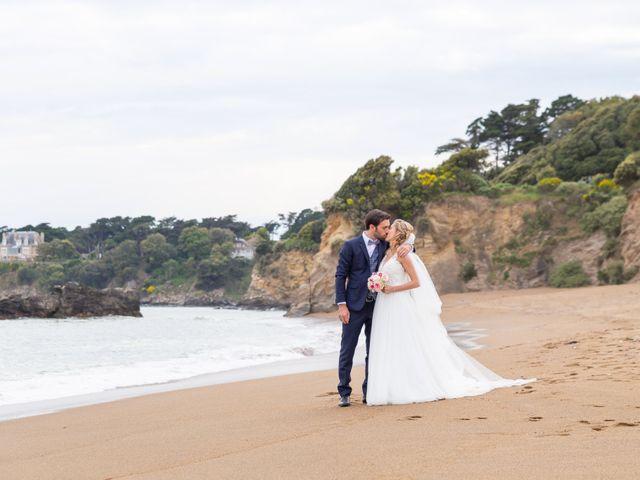 Le mariage de Guillaume et Charline à Pornichet, Loire Atlantique 81