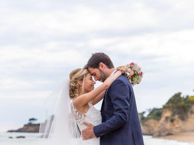 Le mariage de Guillaume et Charline à Pornichet, Loire Atlantique 92