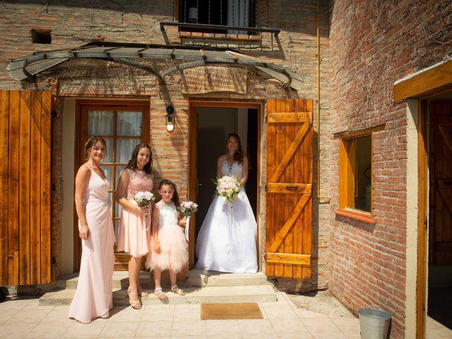 Le mariage de Damien et Eliza à Marquefave, Haute-Garonne 24