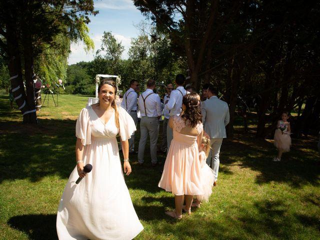Le mariage de Damien et Eliza à Marquefave, Haute-Garonne 26