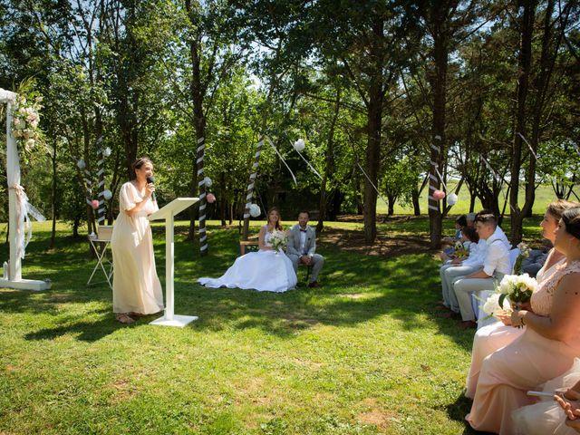 Le mariage de Damien et Eliza à Marquefave, Haute-Garonne 29