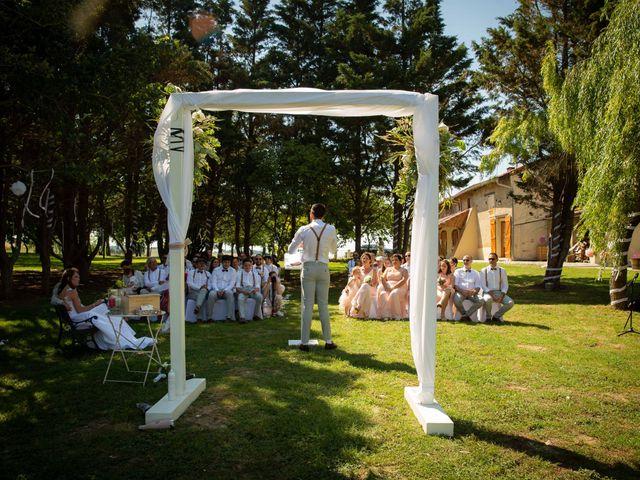 Le mariage de Damien et Eliza à Marquefave, Haute-Garonne 39