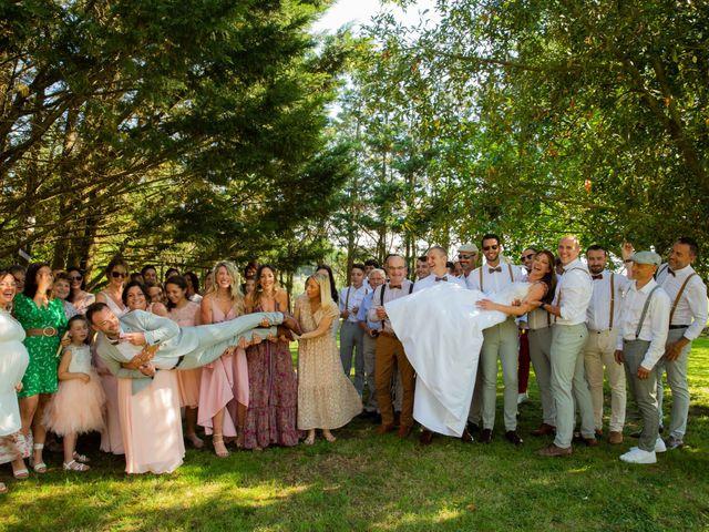 Le mariage de Damien et Eliza à Marquefave, Haute-Garonne 43