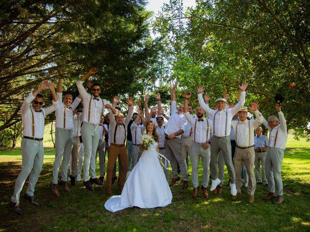 Le mariage de Damien et Eliza à Marquefave, Haute-Garonne 45