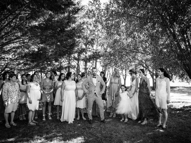 Le mariage de Damien et Eliza à Marquefave, Haute-Garonne 46