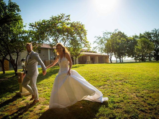 Le mariage de Eliza et Damien