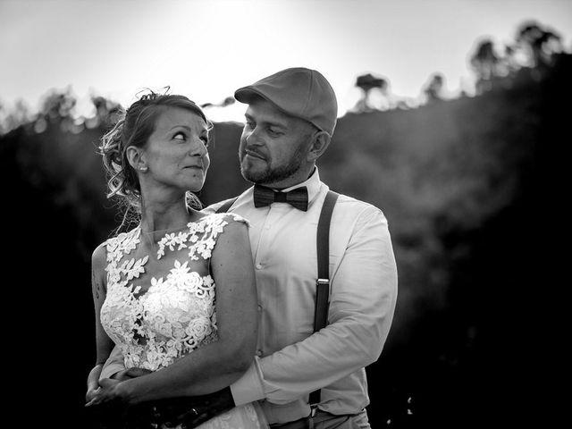 Le mariage de Magali et Yohan