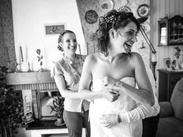 Le mariage de Marc et Elise à Trouhans, Côte d'Or 8