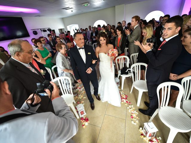 Le mariage de Marc et Elise à Trouhans, Côte d'Or 15