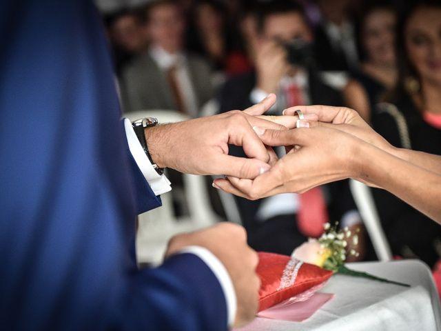 Le mariage de Marc et Elise à Trouhans, Côte d'Or 20