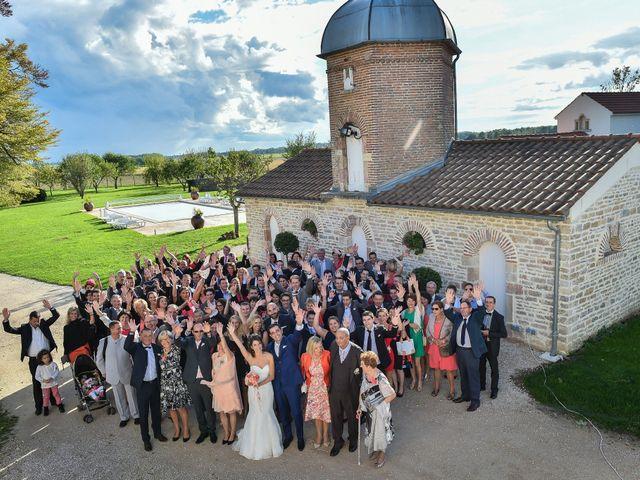 Le mariage de Marc et Elise à Trouhans, Côte d'Or 22