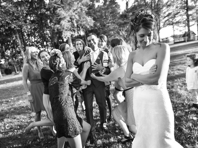 Le mariage de Marc et Elise à Trouhans, Côte d'Or 30
