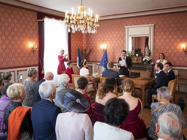 Le mariage de Romain et Charlotte à Soisy-sur-Seine, Essonne 10