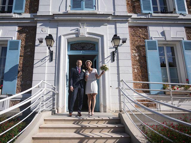 Le mariage de Romain et Charlotte à Soisy-sur-Seine, Essonne 14