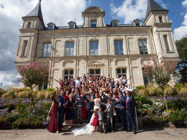 Le mariage de Raphael et Mélanie à Pessac, Gironde 49