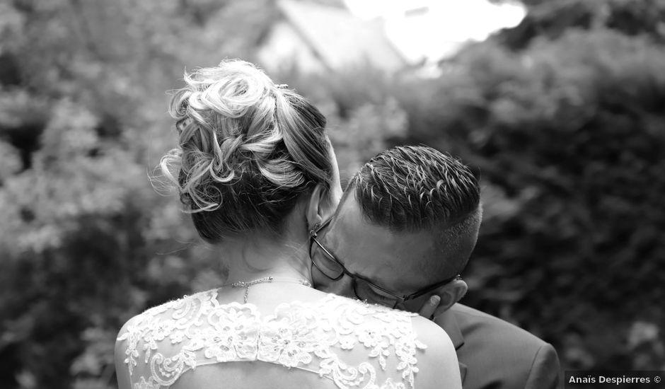 Le mariage de Jonathan et Léna à Clévilliers, Eure-et-Loir