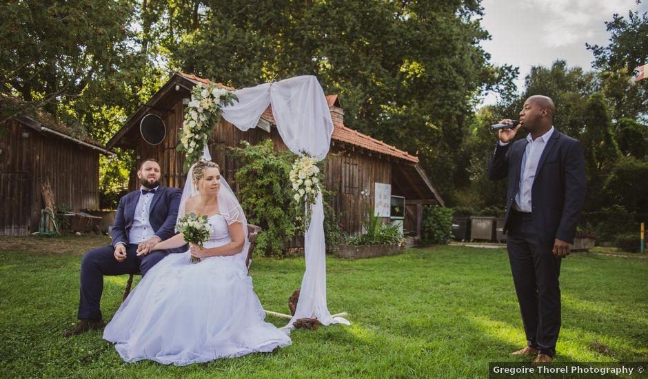 Le mariage de Jimmy et Fanny à Biscarrosse, Landes