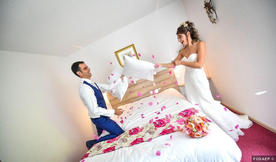 Le mariage de Marc et Elise à Trouhans, Côte d'Or