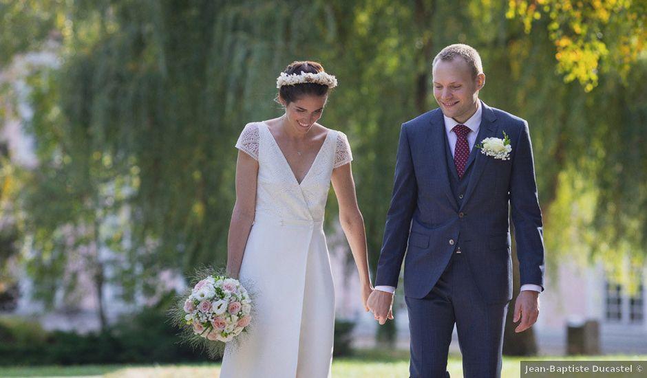 Le mariage de Romain et Charlotte à Soisy-sur-Seine, Essonne