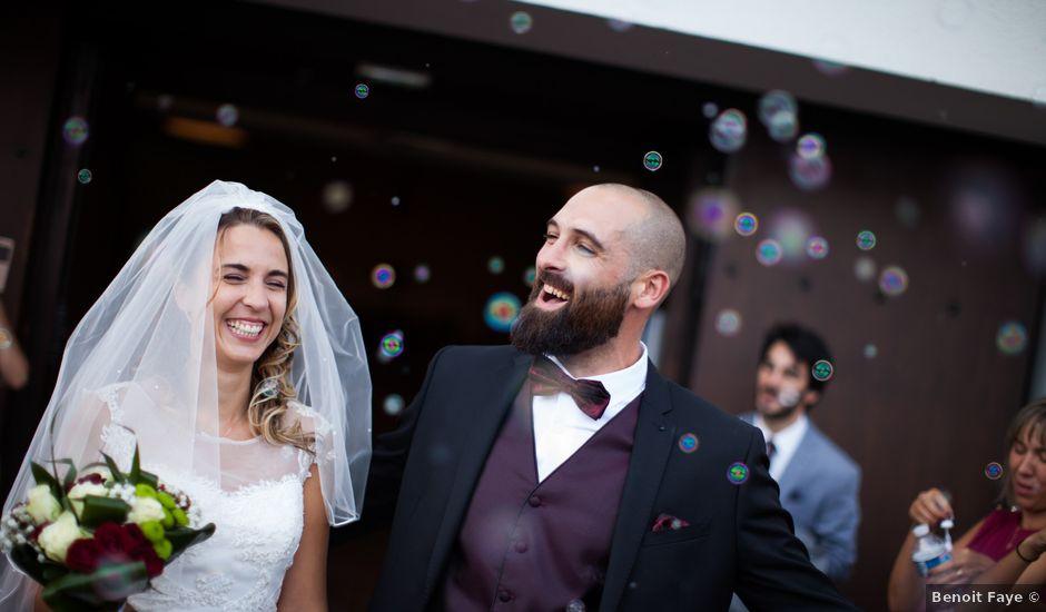 Le mariage de Raphael et Mélanie à Pessac, Gironde