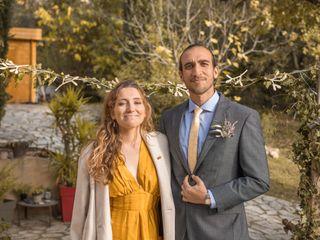 Le mariage de Lisa et Sergio