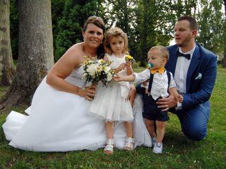 Le mariage de Séverine  et Tristan