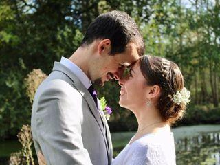 Le mariage de Marie et Amaury