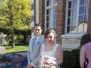 Le mariage de Sandrine et Florent 1