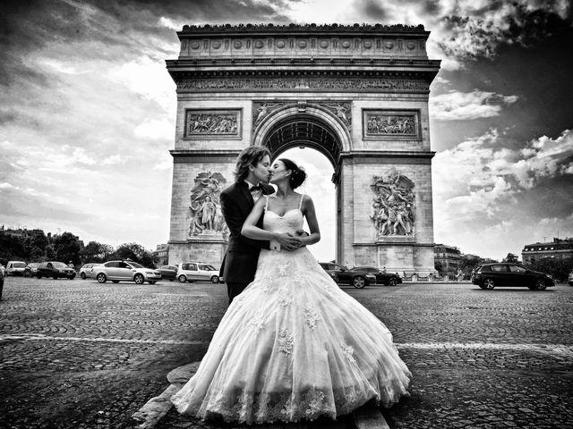 Le mariage de Diane et Julien