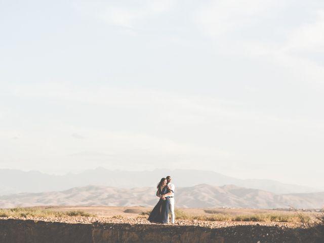 Le mariage de Myriam et Samir