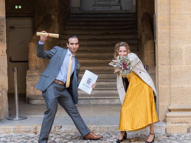 Le mariage de Sergio et Lisa à Aix-en-Provence, Bouches-du-Rhône 5