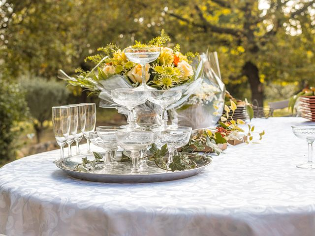 Le mariage de Sergio et Lisa à Aix-en-Provence, Bouches-du-Rhône 6
