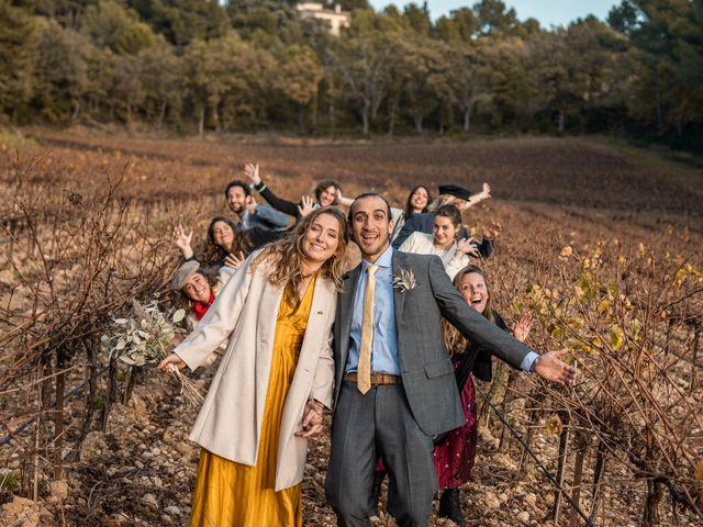 Le mariage de Sergio et Lisa à Aix-en-Provence, Bouches-du-Rhône 7