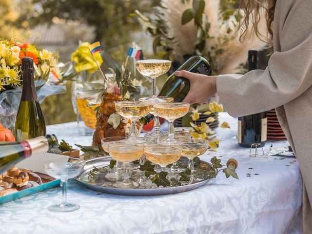 Le mariage de Sergio et Lisa à Aix-en-Provence, Bouches-du-Rhône 11