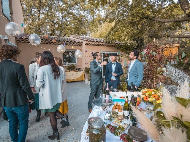 Le mariage de Sergio et Lisa à Aix-en-Provence, Bouches-du-Rhône 13