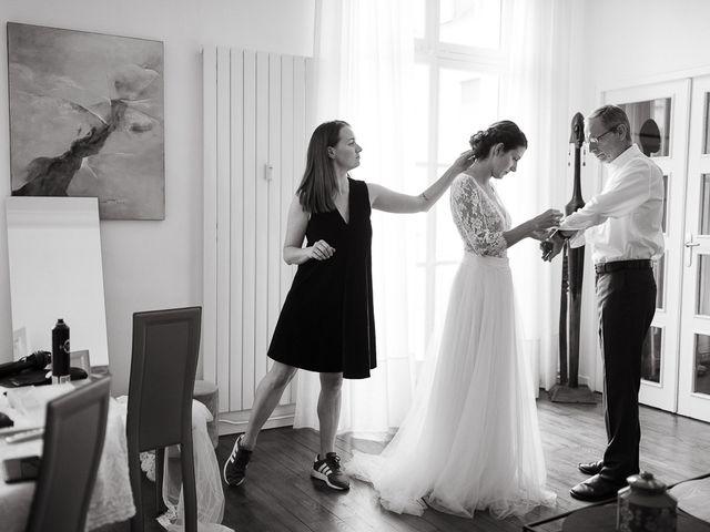 Le mariage de Xavier et Marie-Soline à Orléans, Loiret 29