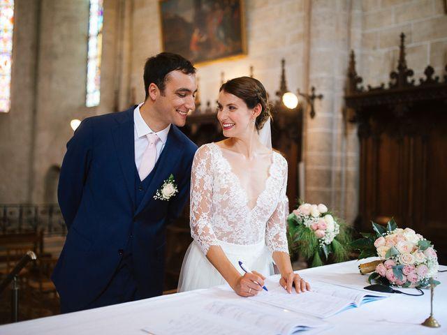 Le mariage de Marie-Soline et Xavier