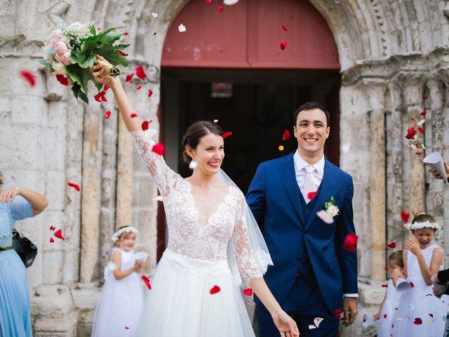 Le mariage de Xavier et Marie-Soline à Orléans, Loiret 56