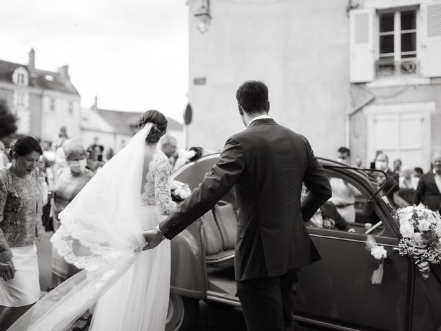 Le mariage de Xavier et Marie-Soline à Orléans, Loiret 60