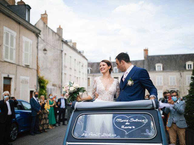Le mariage de Xavier et Marie-Soline à Orléans, Loiret 61