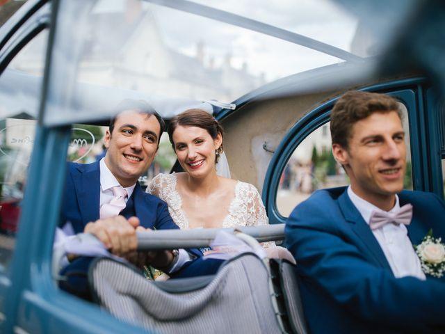 Le mariage de Xavier et Marie-Soline à Orléans, Loiret 62
