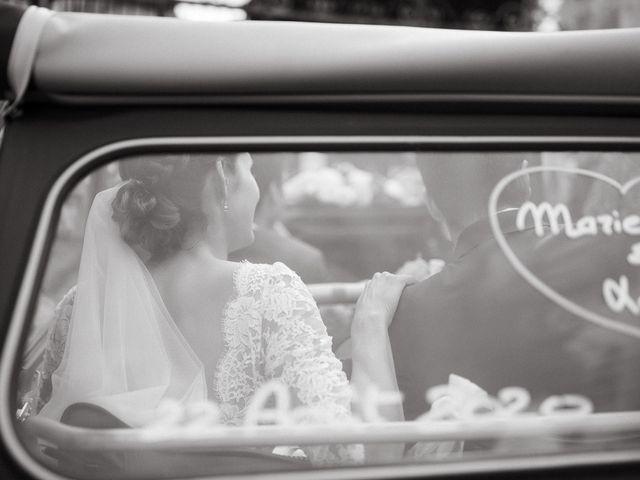 Le mariage de Xavier et Marie-Soline à Orléans, Loiret 63